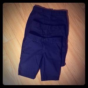 French Toast Uniform Short Bundle Girls Size 6X